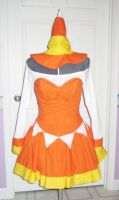 Candy Corn Costume :: Preview by xkiddo