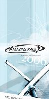 Amazing Race - Brochure Face by alicia-lee
