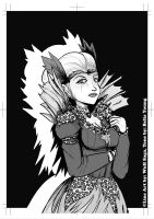 Dryad Queen Tone test by wulfsaga