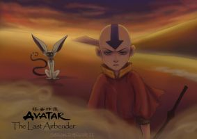 Avatar: The Last Anger Airbender by Arashell