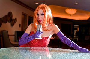 Jessica Rabbit: I'm Not Bad... by MomoKurumi