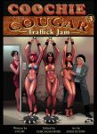 COOCHIE COUGAR #3: TRAFFICK JAM! Cover Art by MTJpub