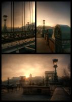 My Chain Bridge 3 by chaosprof
