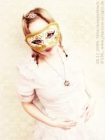 Masked princess. by Mary--Sue