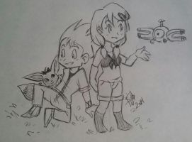 Contest Prize: Sancho x Suzy by Swamnanthas