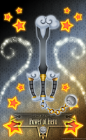 Keyblade Power of Hero -I- by Marduk-Kurios