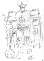 Megatron Of Kaon by Jochimus