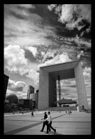 La Defense by atreyu64
