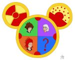 Mouseketeers by TheMuzbo