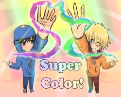 SP: Super colores XD by StyleET
