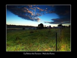 Up Before the Farmers by FireflyPhotosAust
