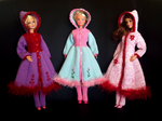 Coats for Barbie Dolls by ToveAnita