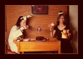 A Mad-Tea Party Revisited I by ftsf