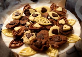Home Made Chocolate by Vertor