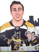 Brad Marchand by coachp42