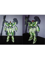 A model for a Gundam Knock-off by SingaporeCommunist