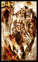 Dolor the demon of pain by theviljackass