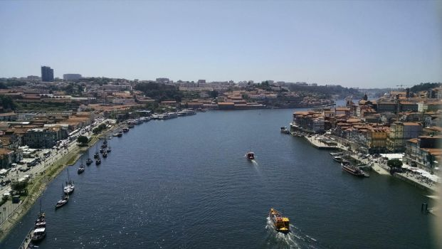 View of the Douro River...2 by dsazor
