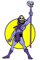 skeletor avatar by AlanSchell