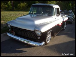 '56 Chevy Pick-Up by xcustomz