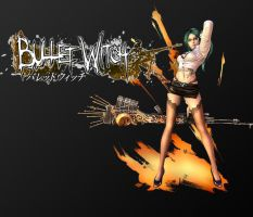 bullet witch by shinigami-rem0