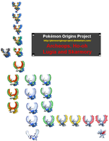 Extended Ancient Bird Tree by PkmnOriginsProject