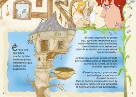 Rapunzel - Cuento pag1 by Efrayn