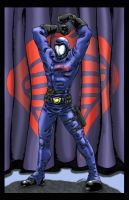 Cobra Commander colored by JLWarner