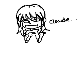 Claude... by PickledCandyPants07