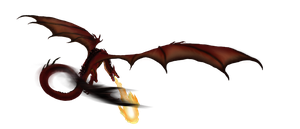 Here comes the Smaug by HimmeltheBlue
