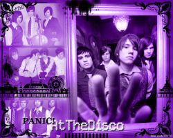 panic at the disco design by psychedelic-phunk