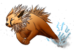 Jolteon by Moose15
