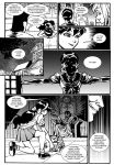 NINJAS and aliens part 5 pg7 by Dogsupreme