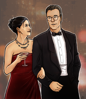 Giles/Jenny - Prom by aliceazzo