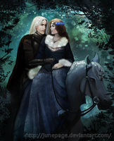 The Abduction of Lyanna by JunePage