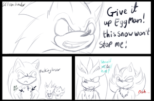 .: 6 am comic WTF by ZeFrenchinator