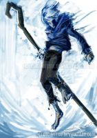 Rise of the Guardians: Jack Frost by Digimitsu