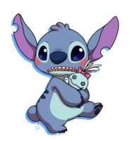 Stitch by huiro