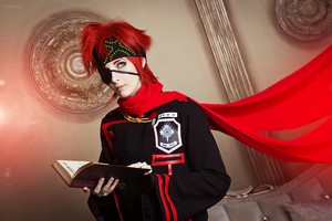 D.Gray-man - Lavi by ArinVens
