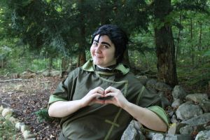Bolin- You have my heart by KorpseCosplay
