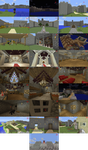 PSVita Minecraft (Castle Price) by Priceless911