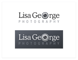 Lisa George Logo Revised by designerscouch