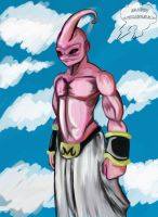 Kid Buu Pure by First1stClass