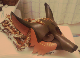 Fox Mask preview by Hauket