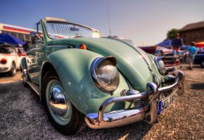 Beetle HDR by KrisSimon