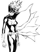Day 9 Batwoman by wheels9696