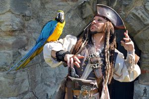 Captain Jack Sparrow Cosplay (55) by masimage