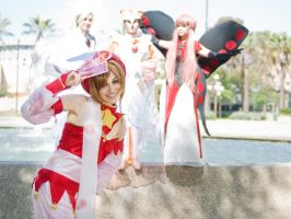 CCS: All Magical Girl's Need a Finishing Pose by ImaginEeri