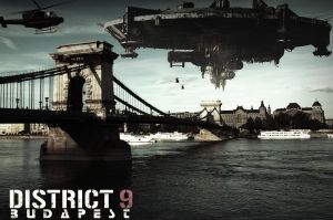 District 9 - Budapest by aarongraphics