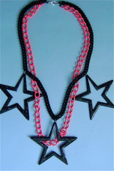 Seeing stars necklace by Quirkz